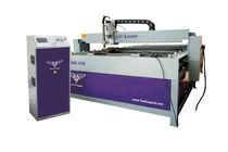 Metal cutting machine / for thick sheet metal / plasma / CNC