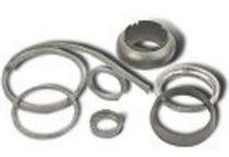 O-ring seal / compression / metal / exhaust