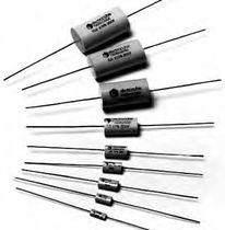 Film capacitor / axial