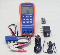 Digital (resistance measurement) / portable / 4-wire