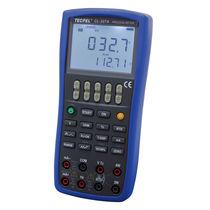 Multifunction calibrator / for temperature sensors / hand-held / digital