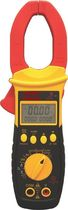 Digital clamp multimeter / portable / with power measurement / voltage