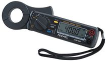 Digital clamp ammeter / portable / current