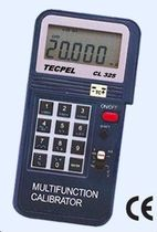 Multifunction calibrator / for temperature sensors / portable