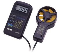 Vane anemometer / digital / portable