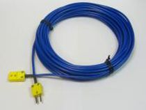 Type K thermocouple / insertion / for surface temperature measurement