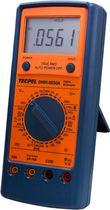 Digital multimeter / portable / true RMS / resistance