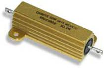 Chassis resistor / power
