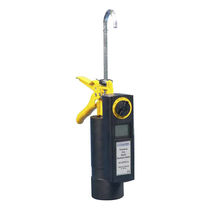 Wood moisture meter / resistance / portable