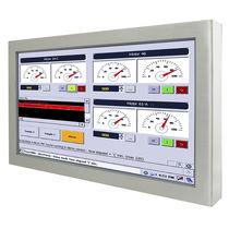 LCD panel PC / 1920 x 1080 / dual-core / Intel® Atom D2550
