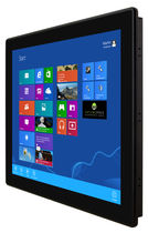 HMI with touch screen / panel-mount / 1024 x 768 / Intel® Atom