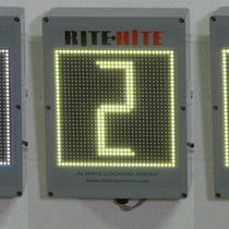 Multi-color LED / square / for displays / for industrial applications