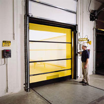 Roll-up doors / industrial / exterior / loading dock