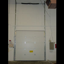 Sectional doors / industrial / exterior / loading dock