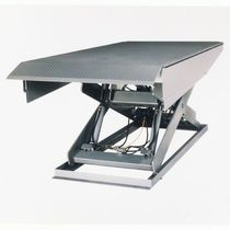 Scissor lift table / hydraulic / loading dock