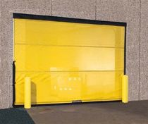 Sliding doors / industrial / exterior / loading dock