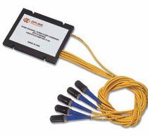 Fiber optic coupler / multi-channel