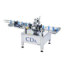 Automatic labeler / for self-adhesive labels / side / linear