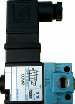 Solenoid-operated hydraulic directional control valve / 3/2-way