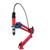 Straight model pneumatic screwdriver / with torque control