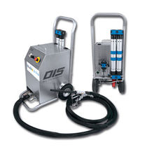 Pneumatic dry ice blasting machine / automatic / single-hose