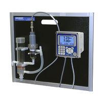 Free chlorine multi-parameter transmitter / pH / for water analysis