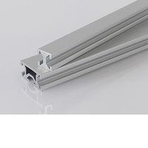 Aluminum profile / T / industrial