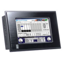 Widescreen panel PC / 800 x 600 / IP65 / heavy-duty