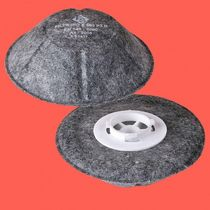 Gas filter / disc / respirator