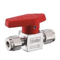 Plug valve / lever / control