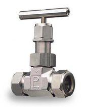 Needle valve / for hazardous environments / high-temperature