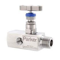 Needle valve / manifold / for pressure gauges