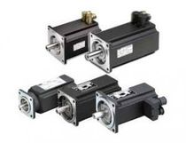 AC servomotor / brushless / 230 V / permanent magnet