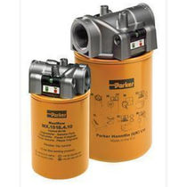 Hydraulic filter / cartridge / in-line / low-pressure