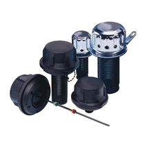 Round plug / male / nylon