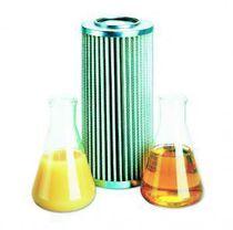Liquid filter element