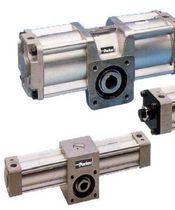 Rotary actuator / pneumatic / rack-and-pinion