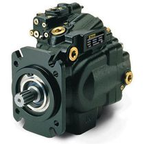 Hydraulic axial piston pump / variable-displacement