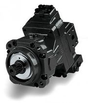Piston hydraulic motor / variable-displacement