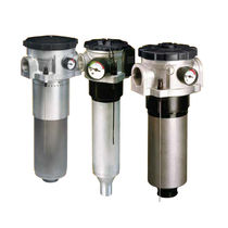 Hydraulic filter / cartridge / pressure / semi-submersible