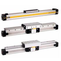 Pneumatic cylinder / rodless / ATEX / tandem