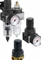 Air filter-regulator-lubricator / modular