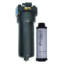 Hydraulic filter / cartridge / energy-efficient / high-pressure