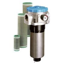 Hydraulic filter / cartridge / semi-submersible / return-line