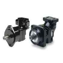 Axial piston hydraulic motor / bent-axis