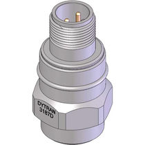Triaxial accelerometer / shear / IEPE / low-frequency