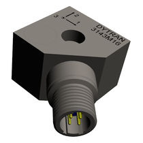 Triaxial accelerometer / IEPE / for cryogenic applications