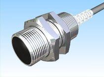 Linear displacement sensor / non-contact / capacitive / analog