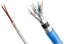Power cable / insulated / multi-conductor / multi-strand