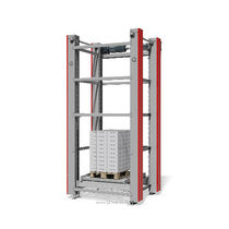 Column type lift / for pallets